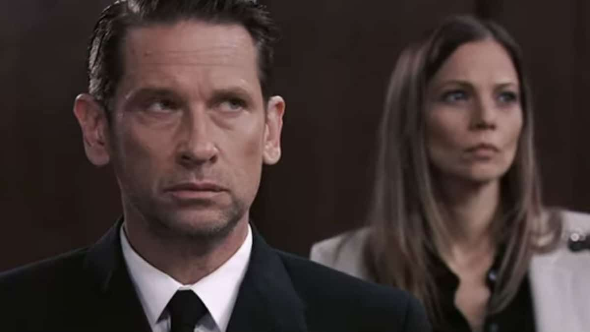 Roger Howarth and Tamara Braun and Frankendrew and Kim on General Hospital.