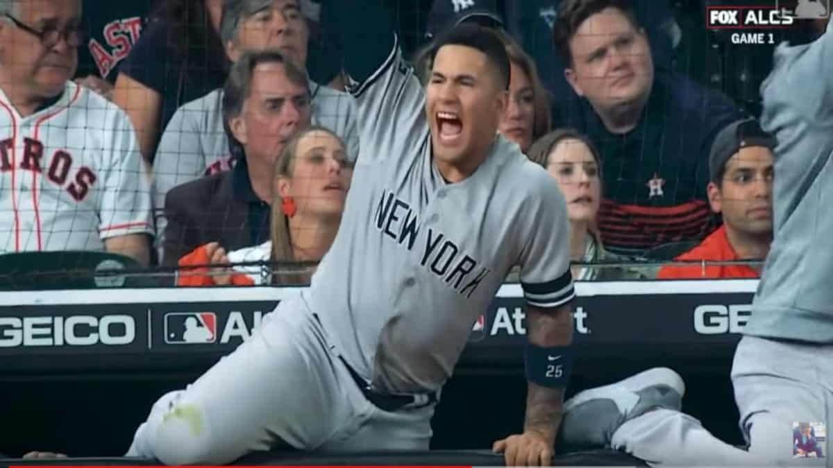 Gleyber Torres Yankees