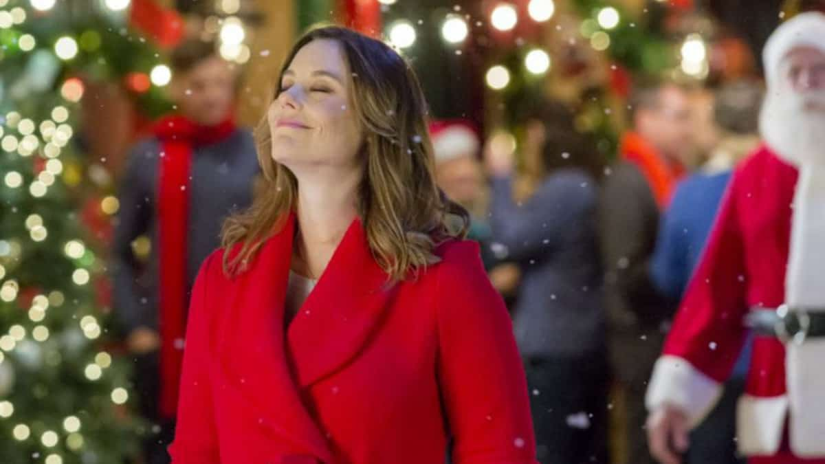 Lifetime and Hallmark are already in the holiday spirit.