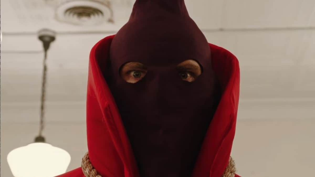 Who is Hooded Justice on Watchmen on HBO