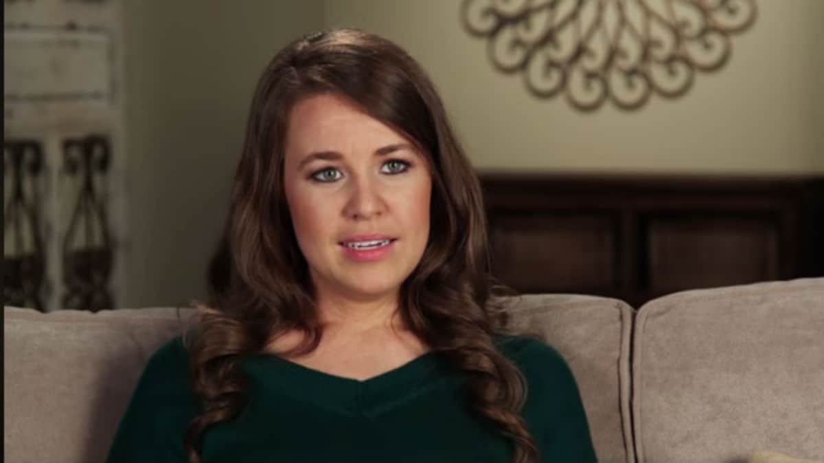 Jana Duggar Counting On confessional.