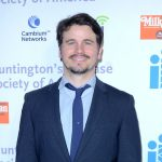 Jason Ritter at an event.