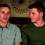 Jedidiah and Jeremiah Duggar during a Counting On confessional.