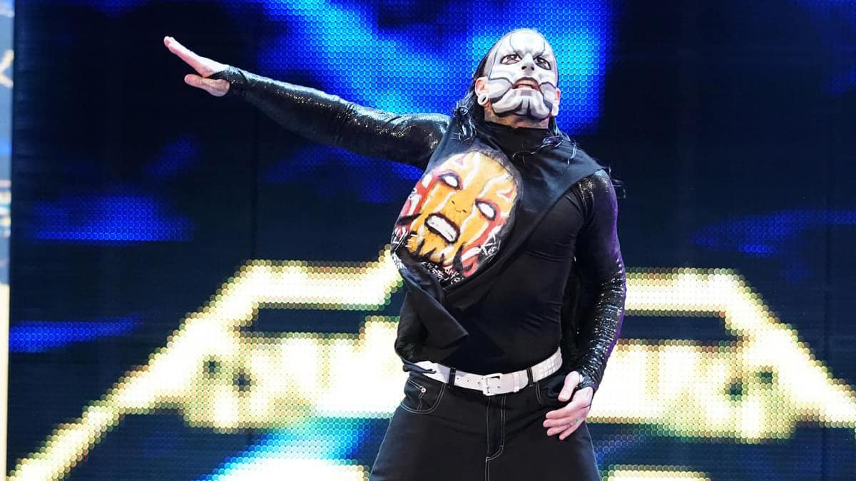 Jeff Hardy arrested again