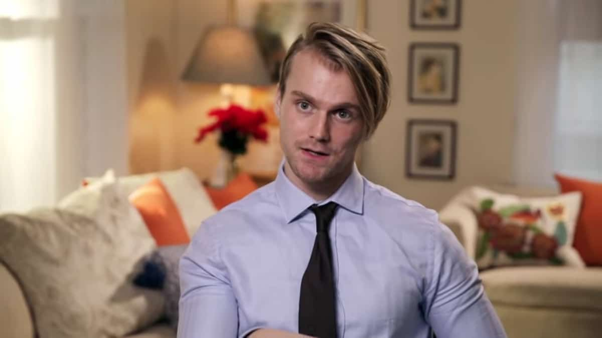 Jesse Meester on 90 Day Fiance