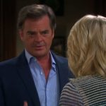 Wally Kurth as Justin on Days of our Lives.