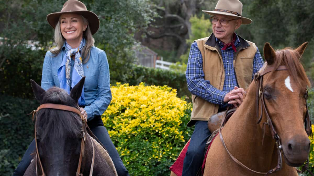 KOMINSKY 202 Unit 03043R 1 - Jane Seymour exclusive interview on The Kominsky Method, living in Malibu, and life's second and third acts
