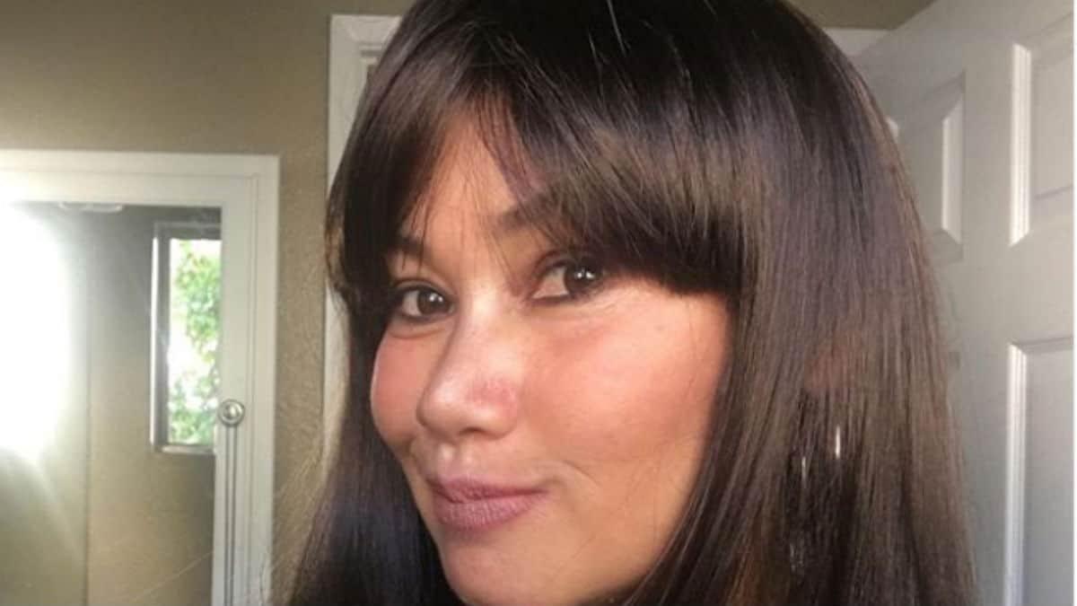 Kathy Marino IG selfie.