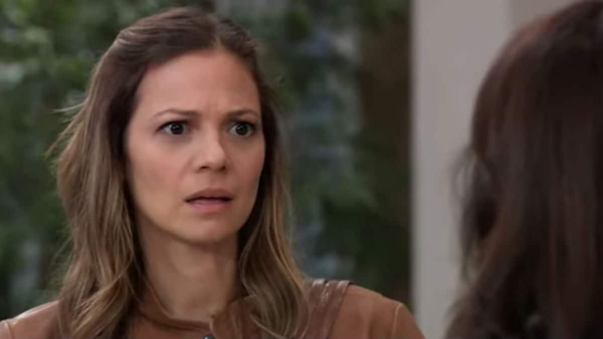 Tamara Braun as Kim Nero on General Hospital.