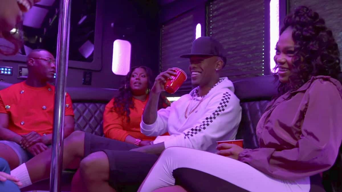 Paris and Booby on Love & Hip Hop: Hollywood