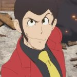 Lupin III in Lupin III Prison of the Past