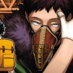The cover of My Hero Academia volume 14