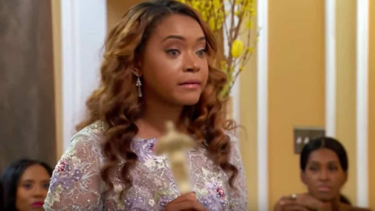 Mariah Huq on Married to Medicine