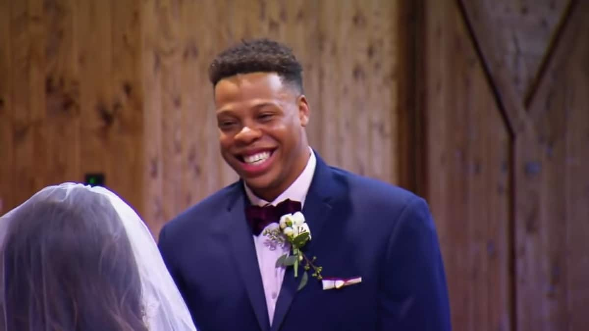 Tristan Thompson on Married at First Sight