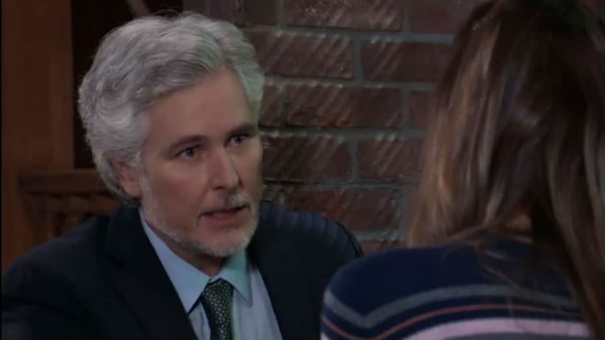 Michael E. Knight as Martin Gray on General Hospital.
