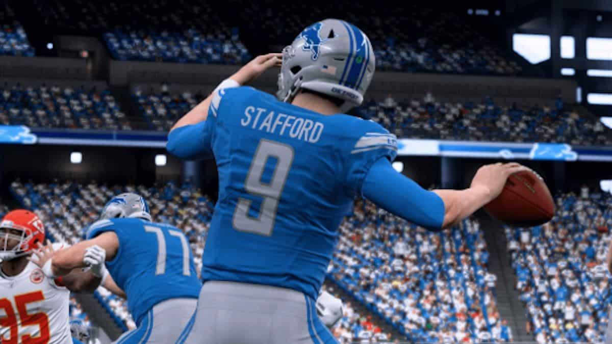 Matt Stafford MAdden 20 - Madden 20 player ratings: Matthew Stafford gets ratings boost, MUT Heroes item