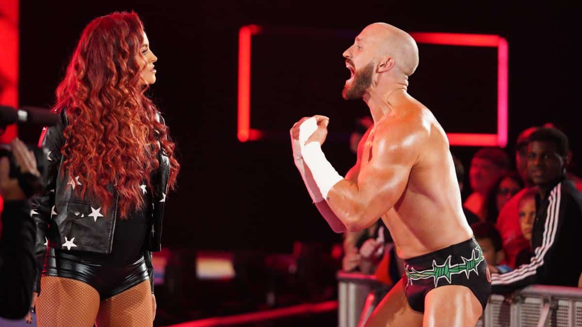 WWE's Mike Kanellis asks for release, his wife Maria responds on Twitter
