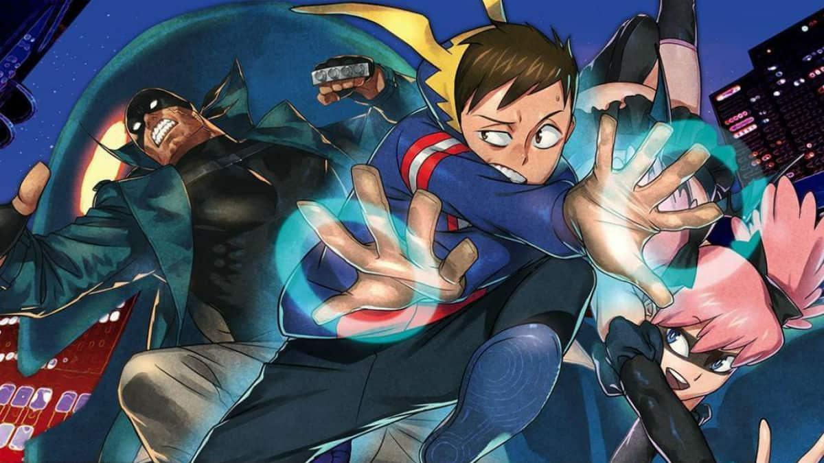 My Hero Academia Vigilantes anime possible in 2020 Illegals Vijirante Boku no Hero Academia manga reaches important milestone