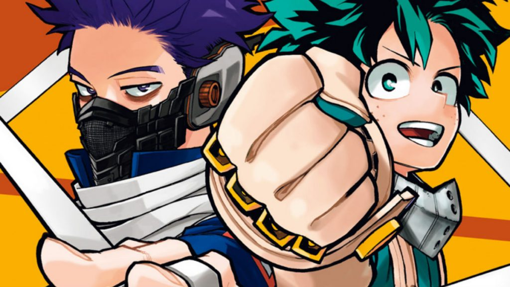 My Hero Academia manga's ending pushed out past 2020 Boku no Hero Academia Heroes Rising movie uses story idea from original finale plans