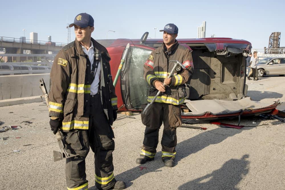 Chicago Fire Season 8 Episode 5 still