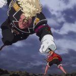 Luffy VS Douglas Bullet