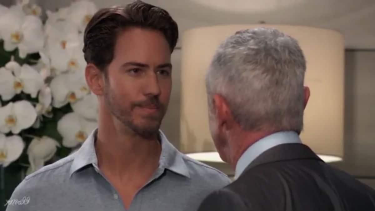 Wes Ramsey as Peter August on General Hospital.