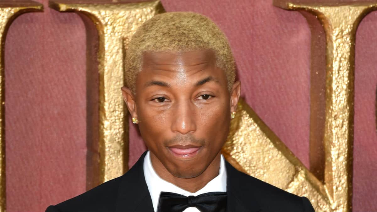 Pharrell graces cover of GQ 's new masculinity issue.