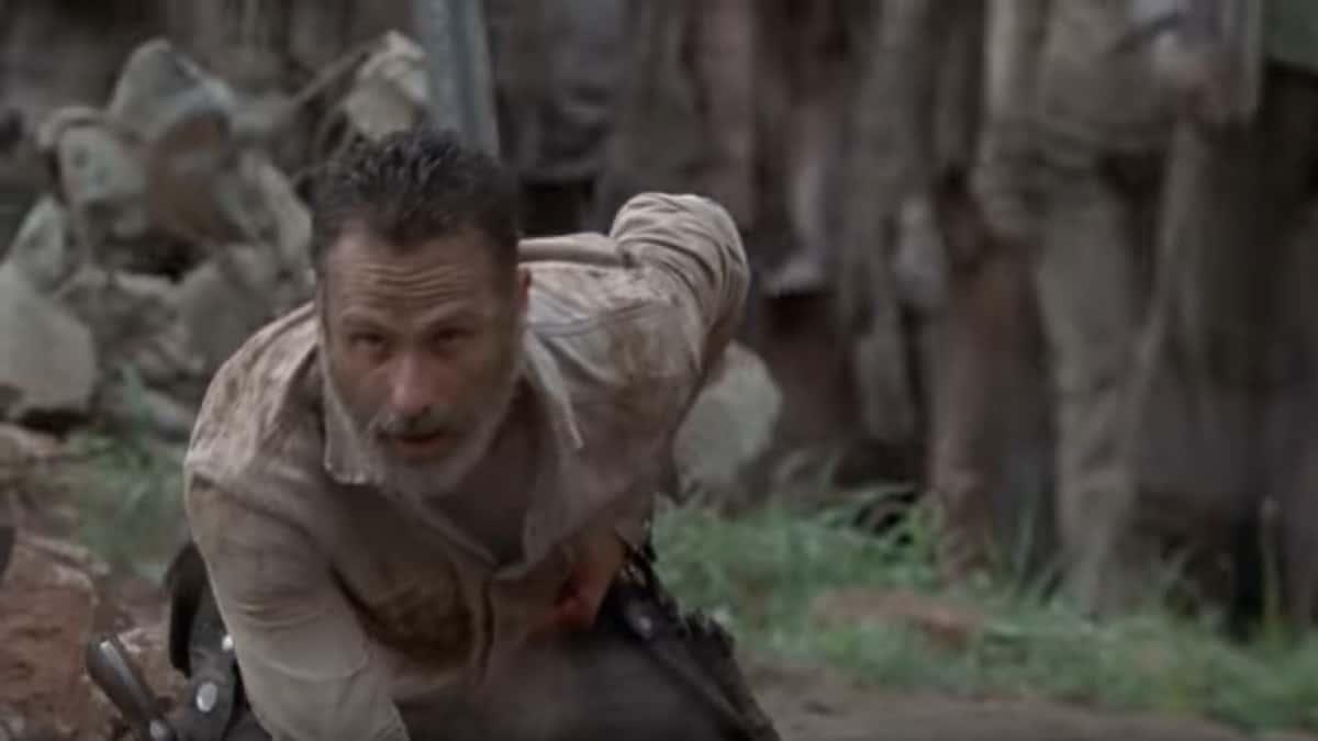Rick Grimes Final Episode
