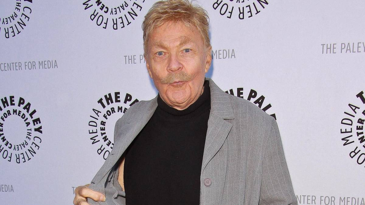 Actor and comedian Rip Taylor