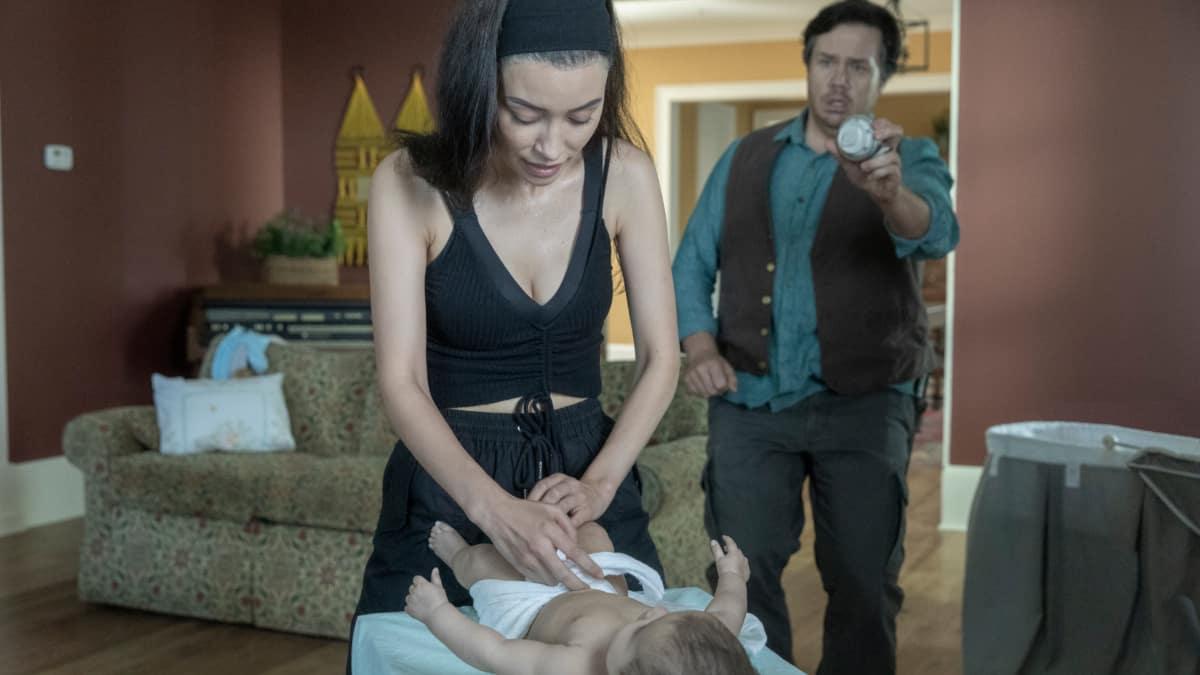 Rosita, Eugene, Coco, Episode 1, Season 10, 'The Walking Dead'
