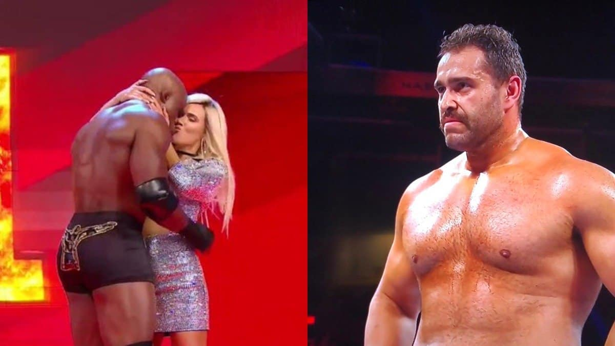 Is Rusev still with Lana?