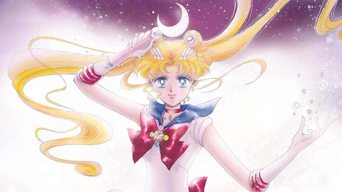 Sailor Moon Eternal Volume 1