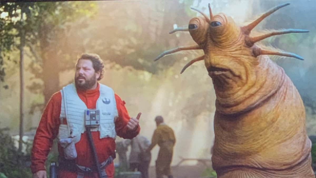 Snap with Klaud in upcoming Star Wars movie