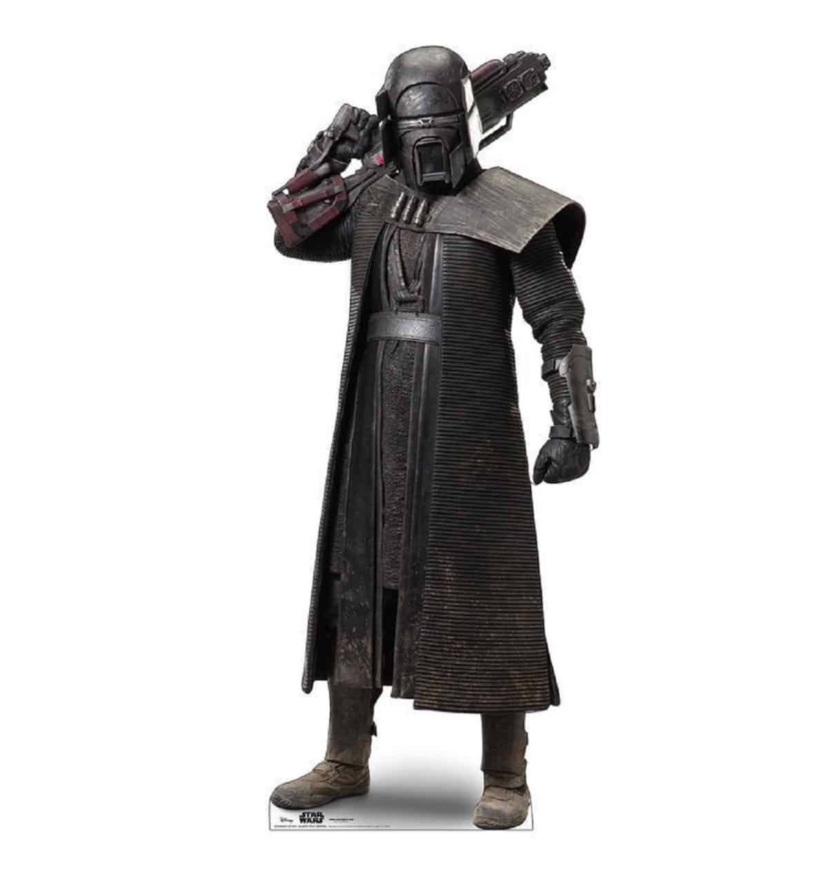A Knight of Ren who specializes in long-range combat.