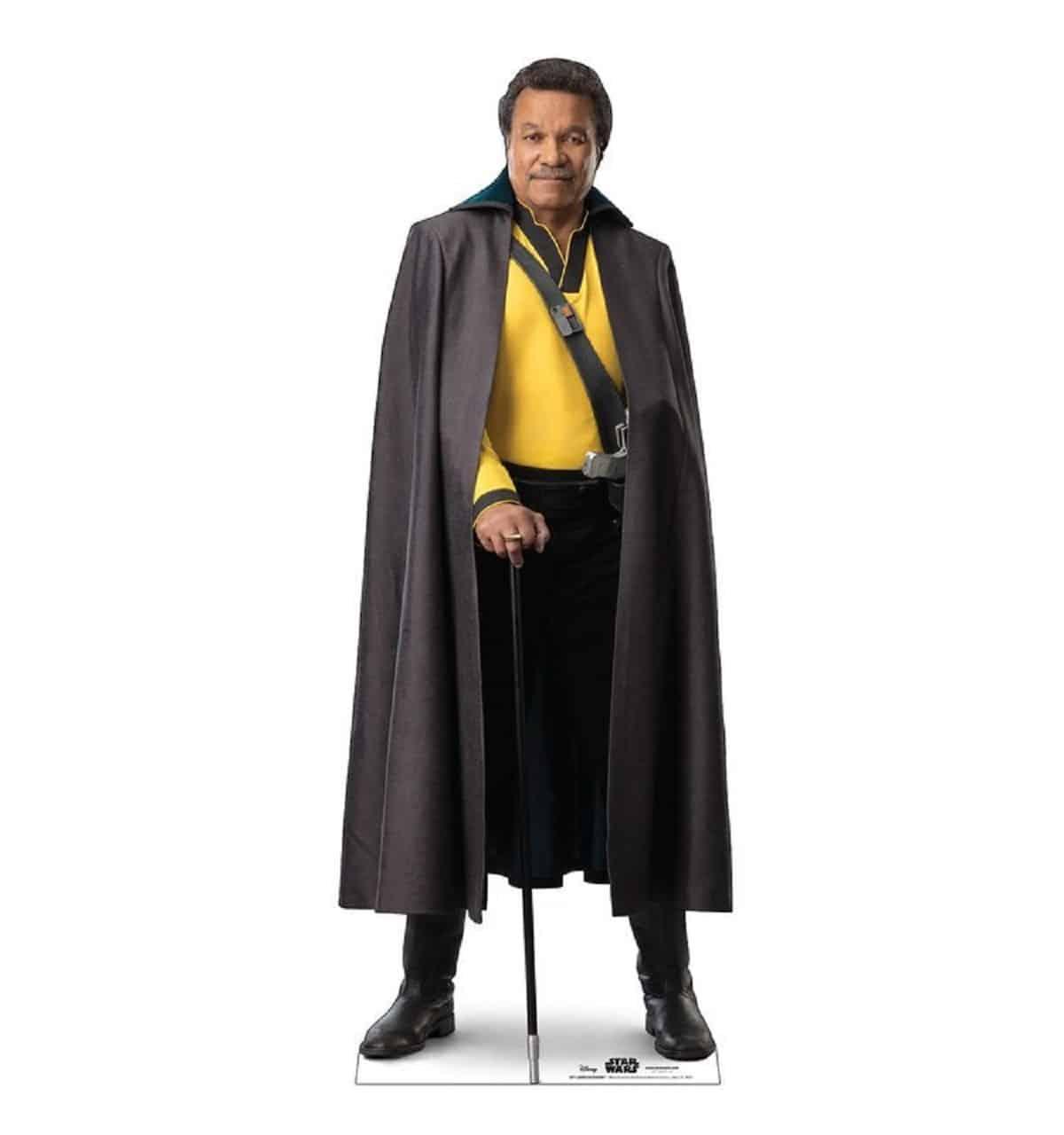 Lando Calrissian returns in Star Wars: The Rise of Skywalker