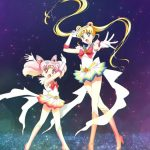 Sailor Moon Crystal visual