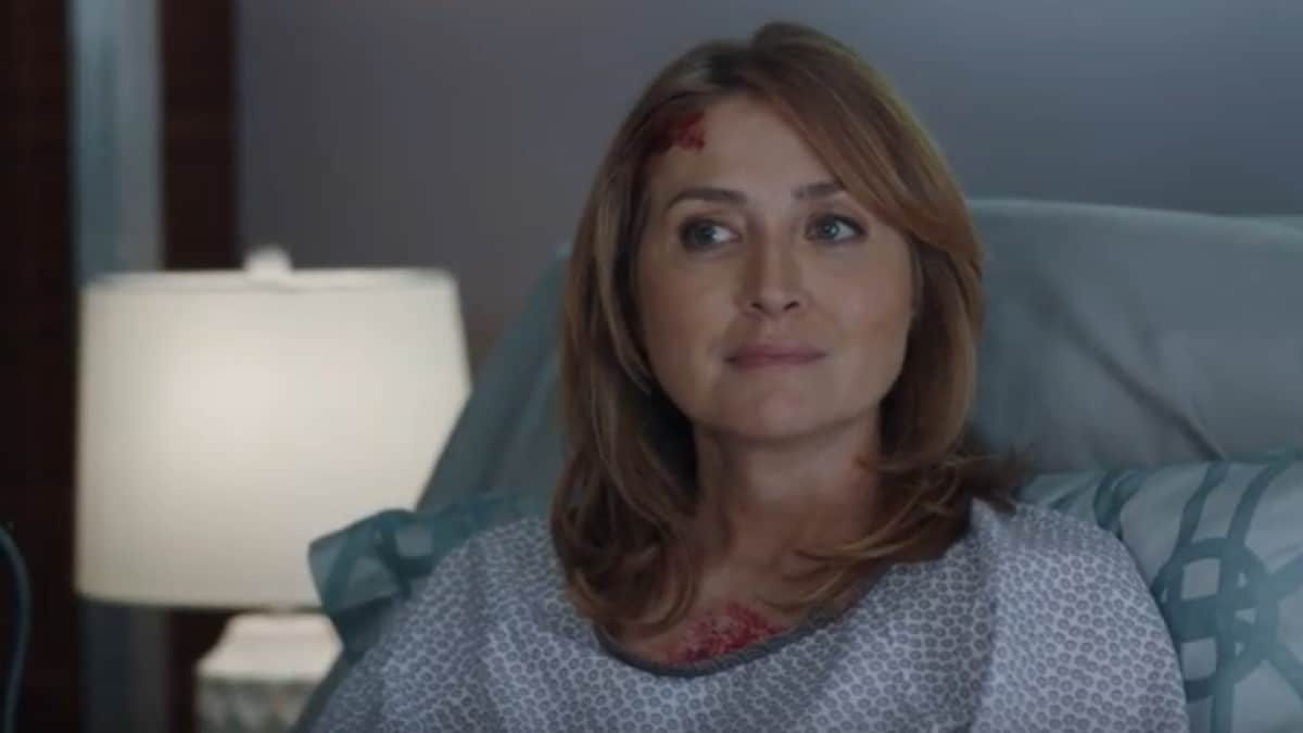 Sasha Alexander On FBI