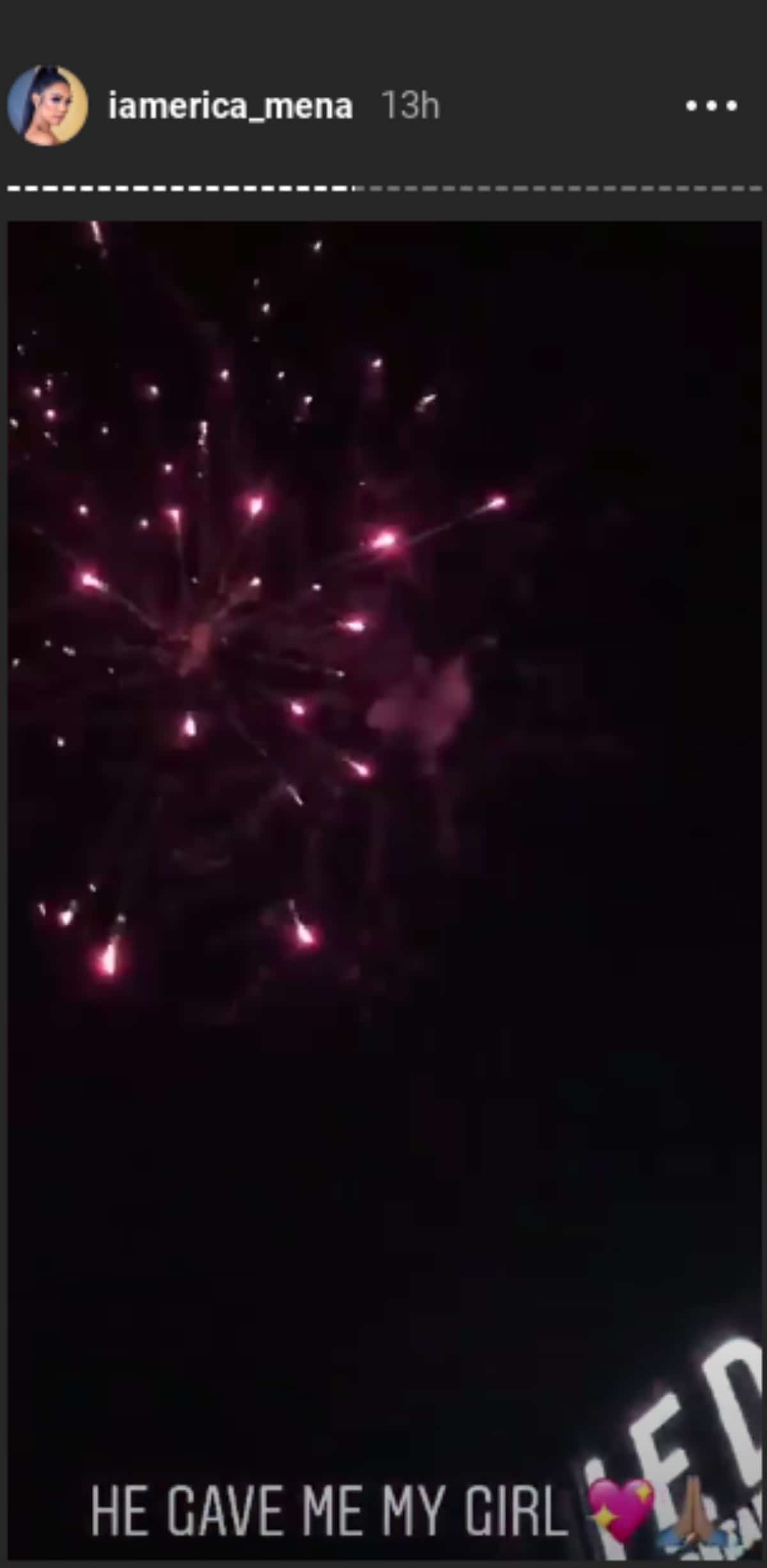 Safaree and Erica's gender reveal fireworks