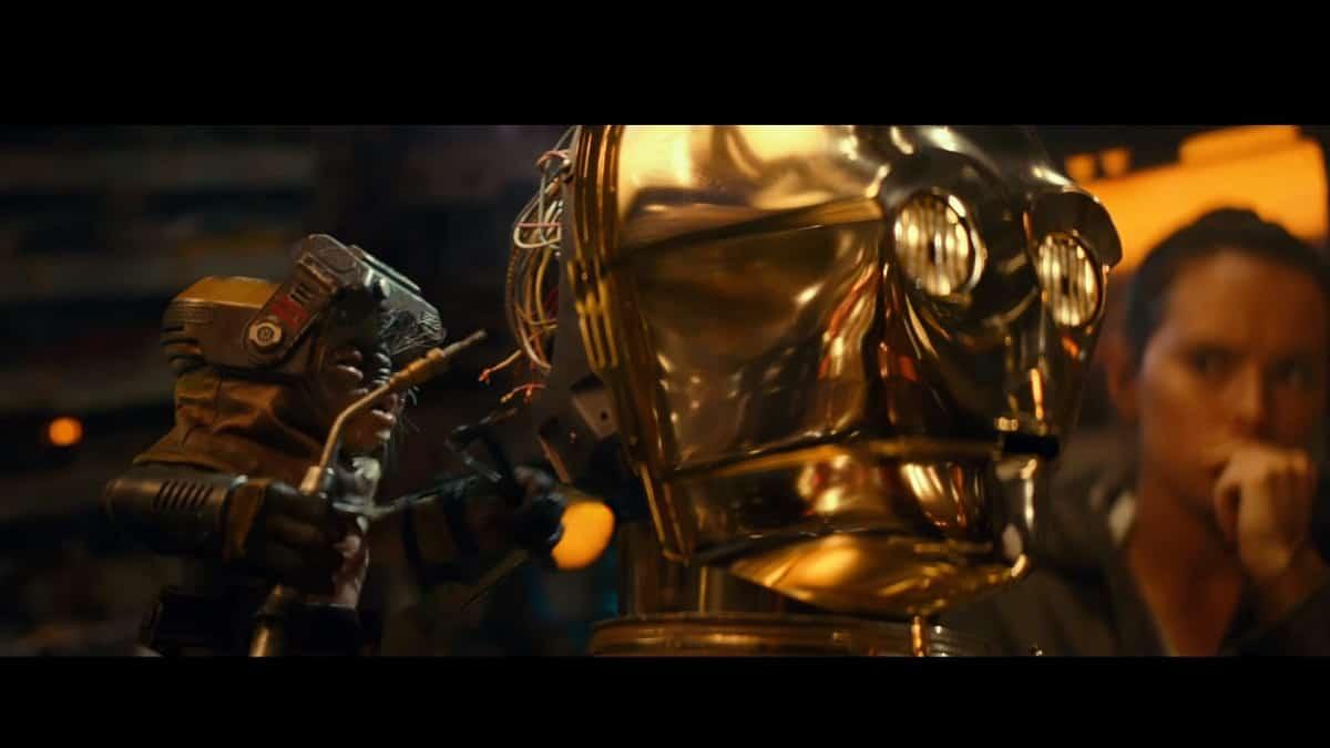 Babu Frik the droid fixer-upper
