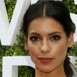 Stephanie Sigman at a TCA party.