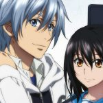Strike The Blood character art