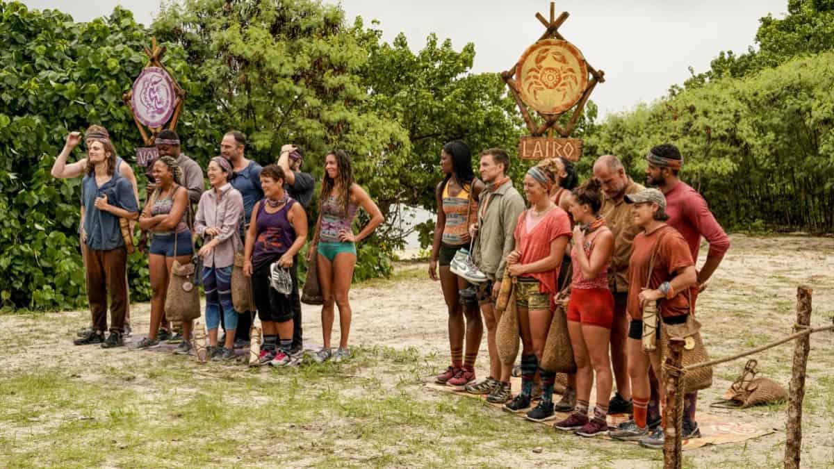 Survivor Tribes S39 E4