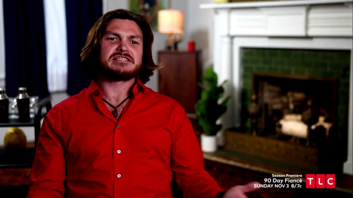 Syngin Cochester on Season 7 of 90 Day Fiance
