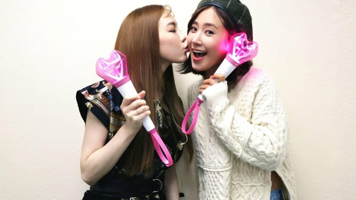 Taeyeon and Yuri