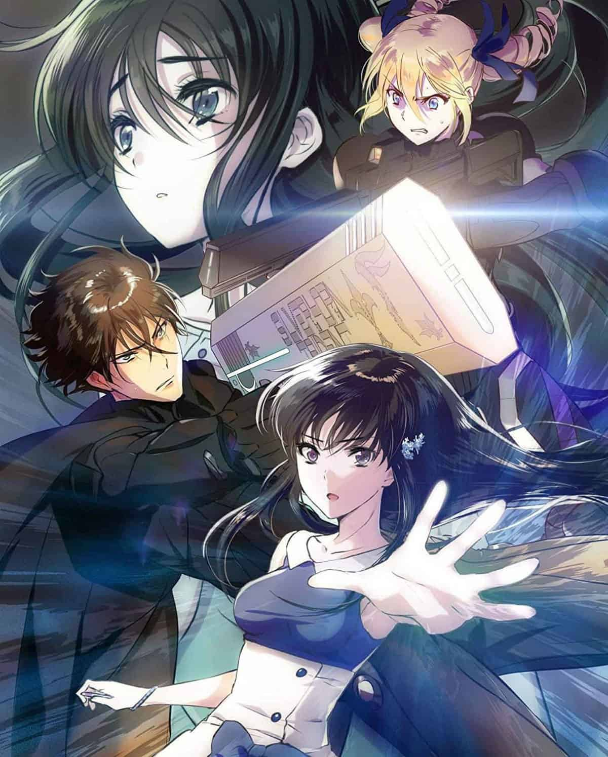 The Irregular At Magic High School Movie Poster