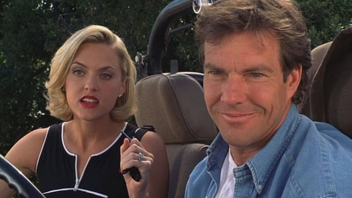 Elaine Hendrix in The Parent Trap