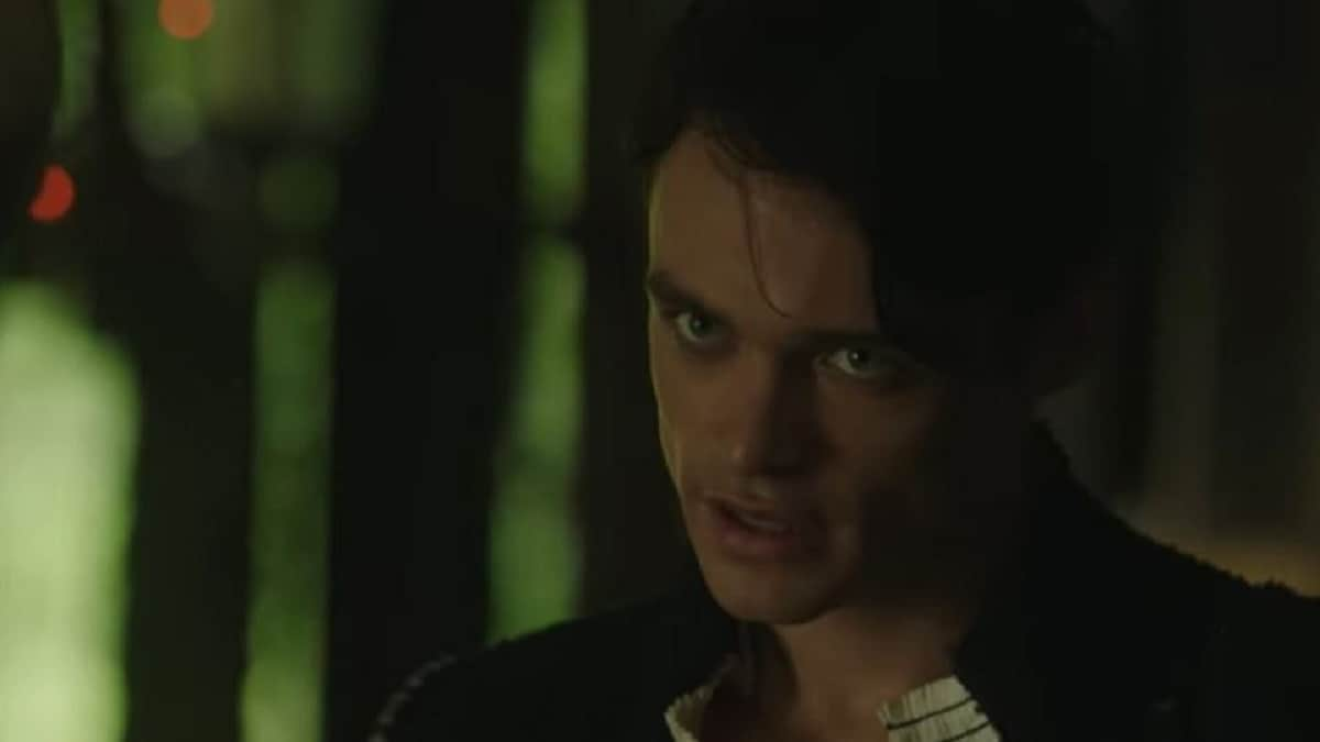 Thomas Doherty plays Sebatian on Legacies