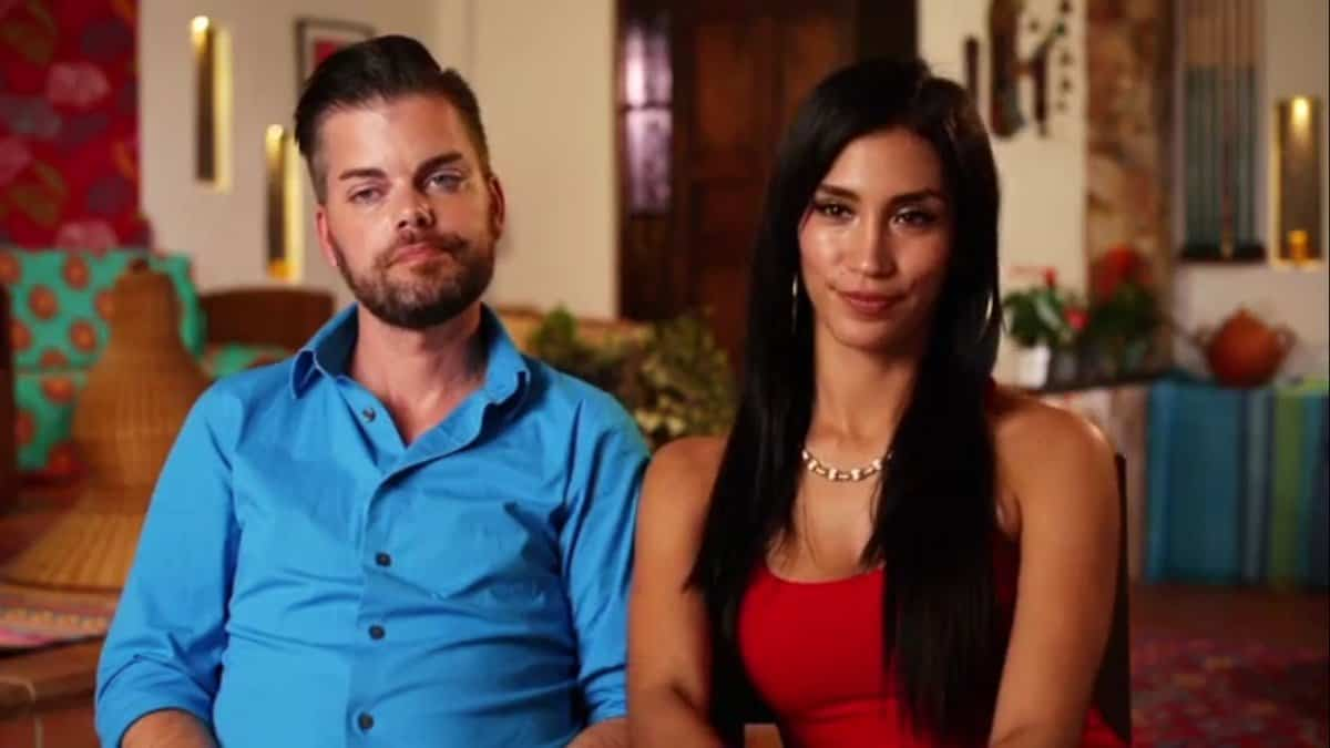 Tim Malcolm and Jeniffer Tarazona on 90 Day Fiance Before the 90 Days