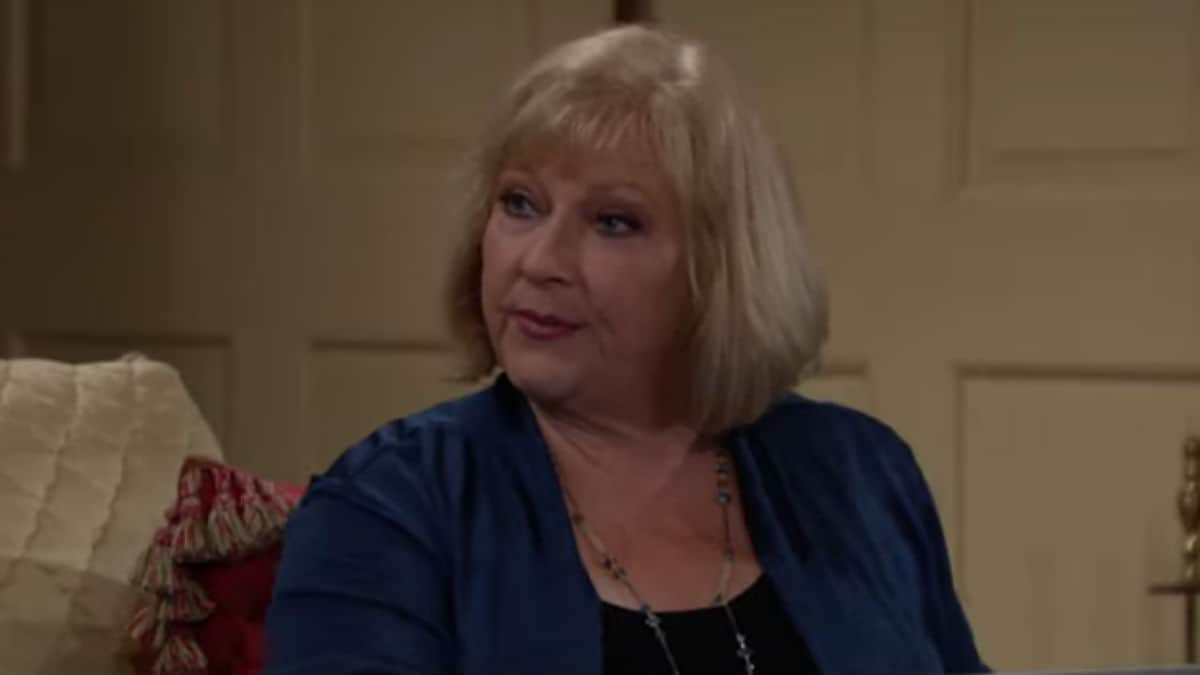 Beth Maitland as Traci on The Young and the Restless