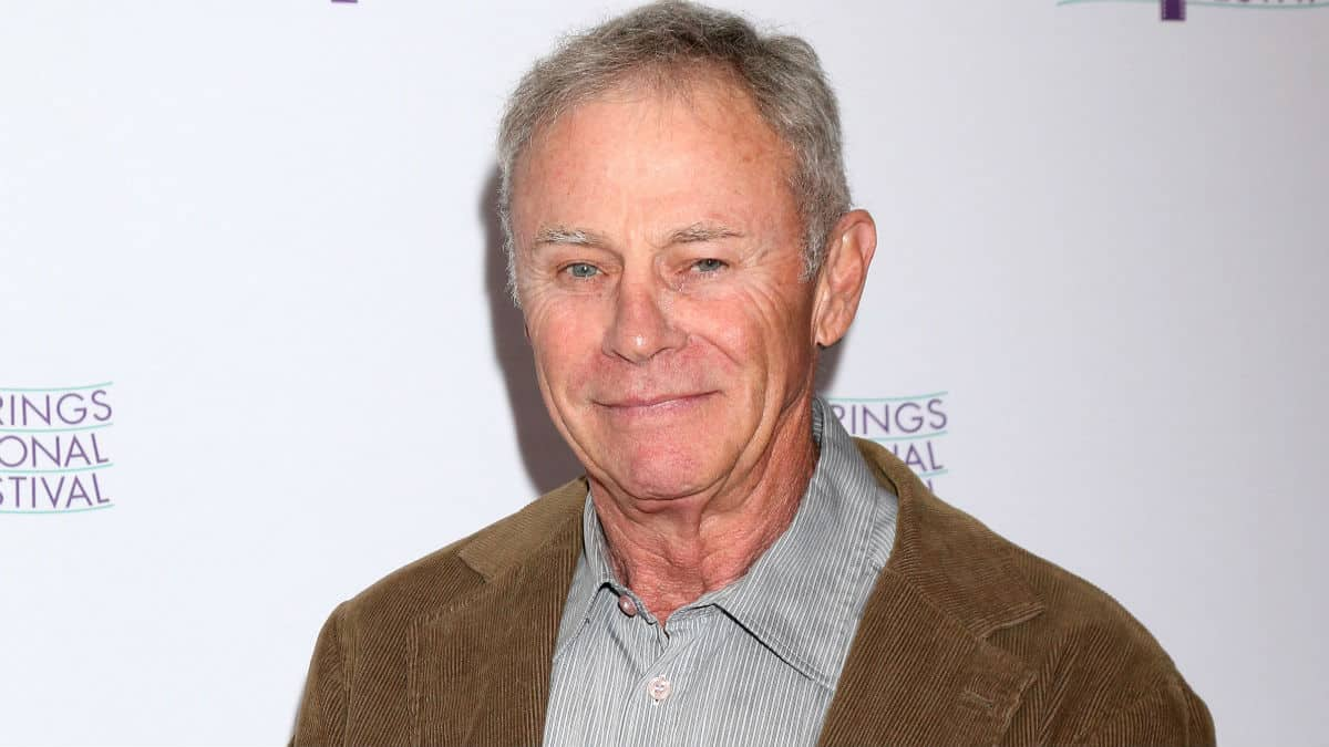 Tristan Rogers at an event on the red carpet.